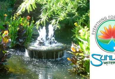 Sunland Water Gardens - Custom Ponds Supplier