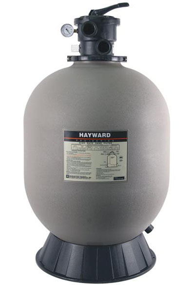 Hayward sand filter, bio media filter, koi pond filter