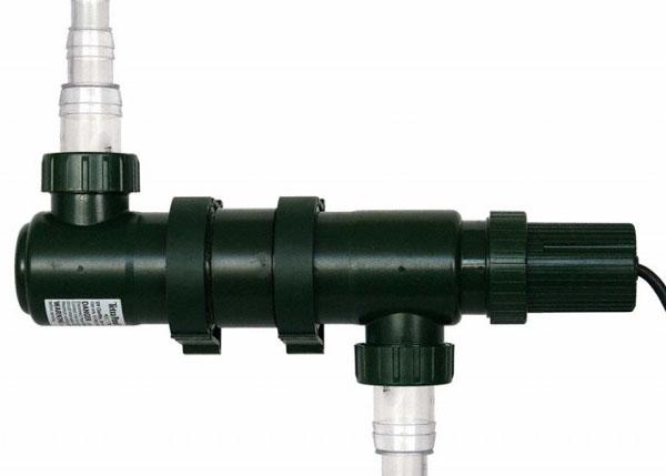 Tetra Greenclear U.V. clarifier, U.V. for small ponds