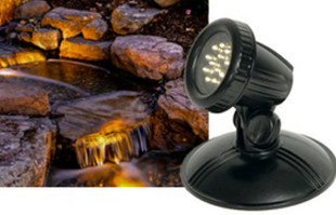 Pond Supplies: Pond lights: Atlantic LED pond lighting
