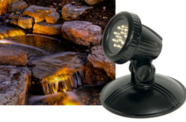 Atlantic pond lights, pond lights, pond supplies, underwater lig