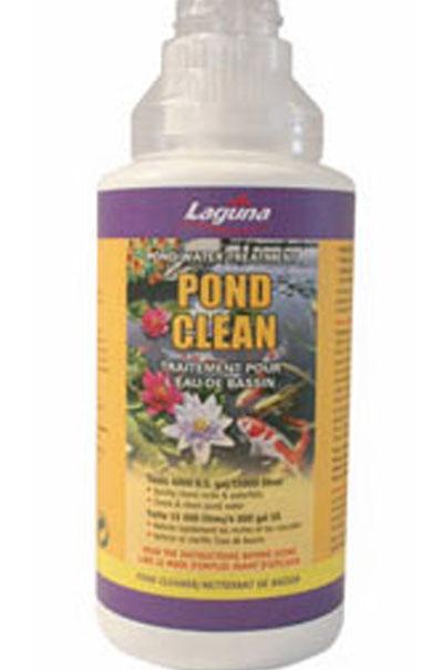 Laguna pond clean, water treatment, pond supplies, algae control