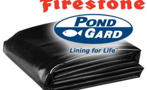 Pond Liners: 50x100 Firestone 45 mil EPDM pond liner