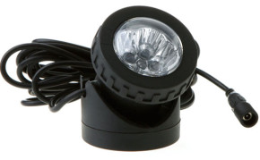 Pond Supplies: Pond lights: Solar powered pond lights