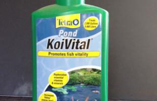 Pond Supplies: Pond water Treatment: Tetra Koi Vital