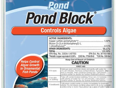 Pond Supplies: Pond Algae control: Tetra Pond Blocks
