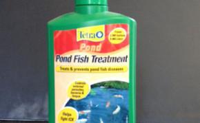 Pond Supplies: Fish Medication: Tetra Pond Koi and Goldfish Treatment