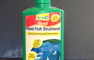 Pond Supplies: Fish Medication: Tetra Pond Koi and Goldfish Treatment