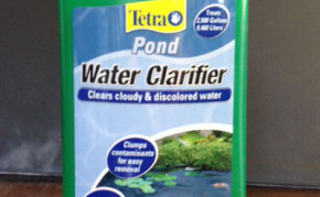 Pond Supplies: Pond Algae control: Tetra Pond Water Clarifier