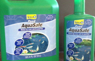 Pond Supplies: Pond treatment: Tetra Aqua safe