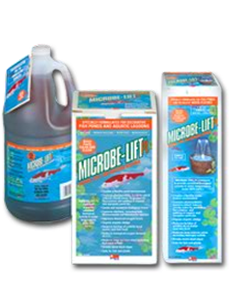 Microbe-lift PL,Pond -Care,beneficial-bacteria,pond-maintenance