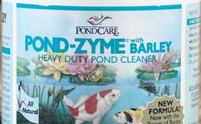 Pond Care: Beneficial bacteria: Pond Care Pond Zyme