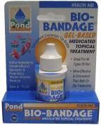Pond Fish Supplies: Bio Bandage Gel | Pond Fish