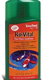 Pond Fish Supplies: Koi Vital 16.9 oz - Pond Fish Health Care - Pond Fish Supplies