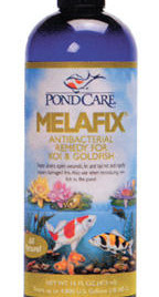 Pond Fish Supplies: Mela Fix - Pond Fish Health Care - Pond Fish Supplies