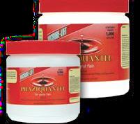 Pond Fish Supplies: Microbelift Praziquantel   Pond Fish