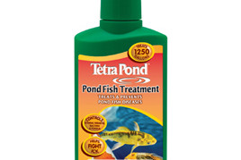 Pond Fish Supplies: Pond Fish Treatment (formerly DesaFin) 16.9 oz | Pond Fish