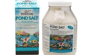 Pond Fish Supplies: Pond Salt | Pond Fish