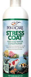Pond Fish Supplies: Pond Stress Coat - Pond Fish Health Care - Pond Fish Supplies