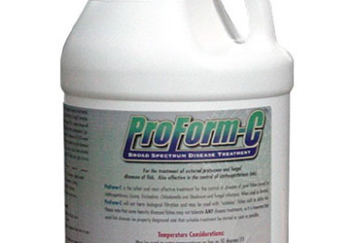 Pond Fish Supplies: ProForm C - Pond Fish Health Care - Pond Fish Supplies