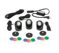 Lighting: 3 Light Egglite Kit 10w (with transformer) | Pond Lights