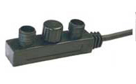 Pond Supplies: 3 way Splitter - Pond Lighting - Pond Supplies