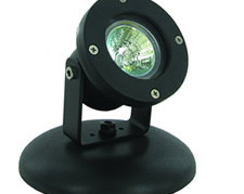 Lighting: Alpine Aluminum Halogen Light (35w or 50w) | Pond Lights