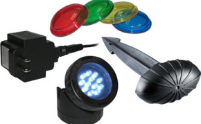 Lighting: Alpine LED Pond Light | Pond Lights