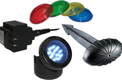 Pond Supplies: Alpine LED Pond Light - Pond Lighting - Pond Supplies