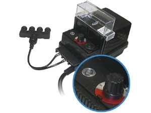 Pond Supplies: Alpine Multi Light Transformer - Pond Lighting - Pond Supplies