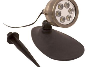 Pond Supplies: Aquascape 6w LED Spotlight - Pond Lighting - Pond Supplies