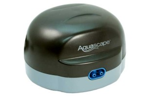 Pumps & Filters: Aquascape PondAir 2T Air Pump | Pond Maintenance
