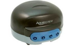 Pumps & Filters: Aquascape PondAir 4T Air Pump | Pond Maintenance