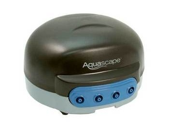 Pond Supplies: Aquascape PondAir 4T Air Pump - Pond Aeration - Pond Air Pumps