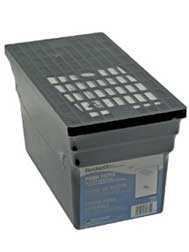 Pond Filters: Beckett Submersible Pond Filter (no pump included) - Pond Pumps & Pond Filters