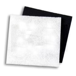 Pond Filters: Carbon & Coarse pad for 1000 - Pond Pumps & Pond Filters
