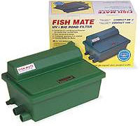 Pond Filters: Fishmate (non-pressurized) Bio Pond Filter with UV | FishMate Filters