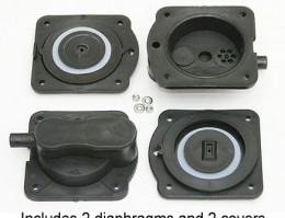 Pumps & Filters: Hakko Diaphragm Kit | Pond Maintenance