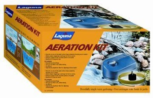 Pumps & Filters: Laguna Aeration Kit | Pond Maintenance