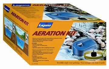 Pond Supplies: Laguna Aeration Kit - Pond Aeration - Pond Air Pumps