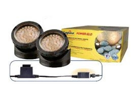 Pond Supplies: Laguna Power-Glo 40 LED (2 - Light Set) - Pond Lighting - Pond Supplies