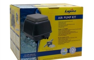 Pumps & Filters: NEW Laguna Air Pump Kit | Pond Maintenance