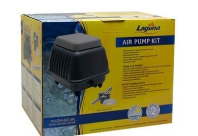 Pond Supplies: NEW Laguna Air Pump Kit - Aeration - Pond Supplies