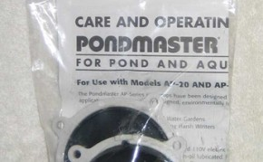 Pumps & Filters: Pondmaster Air Pump Rebuilding Kit | Pond Maintenance