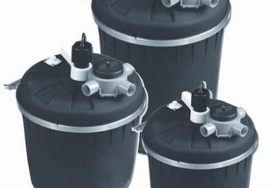 Pond Filters: Pondmaster Pressurized Filter (NO UV) - Pond Pumps & Pond Filters