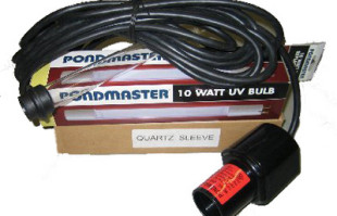 Pond Filters: Pondmaster UV Upgrade Kit | PondMaster Filters
