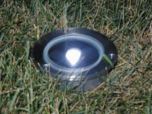 Pond Supplies: Solar Stainless Steel Marker Light - Pond Lighting - Pond Supplies
