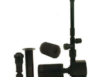 Pond Filters: Tetra FK3 Fountain Kit - Pond Pumps & Pond Filters