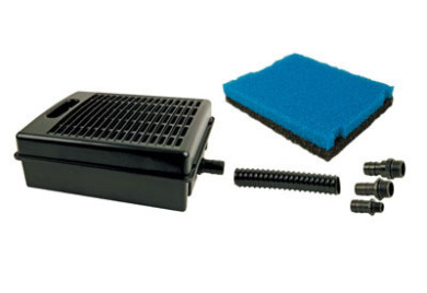 Pond Filters: Tetra Submersible Flat Box Filter - Pond Pumps & Pond Filters