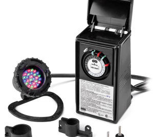 Pond Supplies: Underwater LED Light by WaterMark - Pond Lighting - Pond Supplies